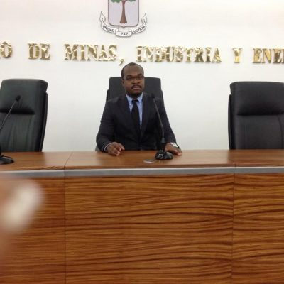 El Juez de Instrucción, Angel Mariano Edjang Ndong detenido por orden del Ministro de Seguridad Nacional