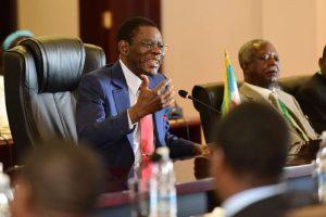 Obiang CONCEDE las infraestructuras de la AUCA a Perfect Timing Holding, sociedad con antecedentes delictivos