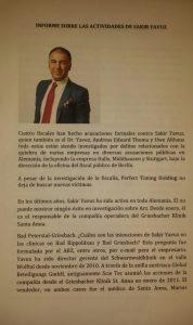 El Borrador del contrato de cesión gratuita de Djibloho a Sakir Yavuz que Obiang firmará el 31 de diciembre